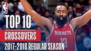 10 کراس اوور برتر فصل لیگ بسکتبال NBA