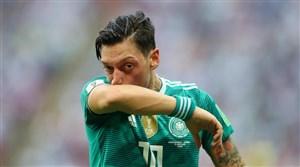رسمی: مسوت اوزیل از بازی های ملی خداحافظی کرد