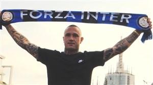 اولین روز حضور راجا ناینگولان در باشگاه اینتر میلان