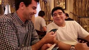 مارادونا: کرواسی بهترین الگو برای آرژانتین است