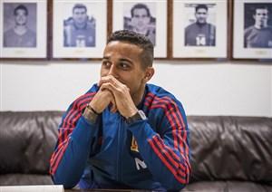تیاگو: امیدوارم مثل پدرم قهرمان جام جهانی شوم