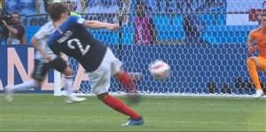 گل پاوارد به آرژانتین بهترین گل جام جهانی 2018 روسیه