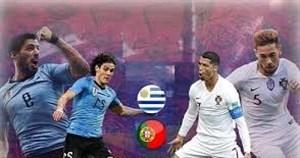 پیش بازی اروگوئه  - پرتغال