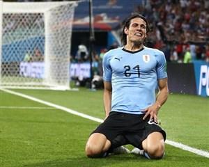 اروگوئه 2- پرتغال 1؛ جام جهانی بدون رونالدو و مسی!