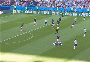 آنالیز عملکرد دو تیم فرانسه - آرژانتین