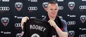 به مناسبت پیوستن وین رونی به دی سی یوناتد MLS