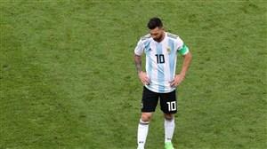 مسی به خاطر سایه مارادونا به دنبال قهرمانی بود!