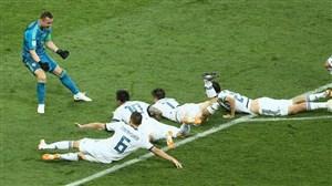 گزارش زنده؛ اسپانیا 0 - روسیه 0