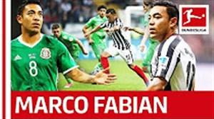 مارکو فابیان امید بزرگ مکزیک برای نبرد با برزیل