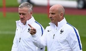 هشدار مربی فرانسه در آستانه بازی با اروگوئه