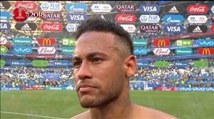 صحبتهای نیمار پس از پیروزی مقابل مکزیک