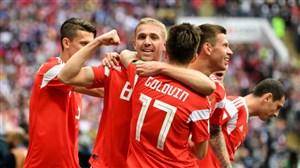پنج دلیل موفقیت روسیه در جام جهانی