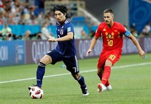 گفتگو با بهترین بازیکن دیدار بلژیک و ژاپن