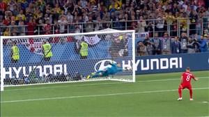 پنالتی های مهارشده در ادوار مختلف جام جهانی