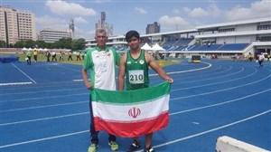 سهمیه المپیک آرژانتین به دست آمد