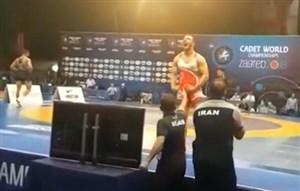 درخشش نوجوانان ایران در قهرمانی جهانی کشتیآزاد