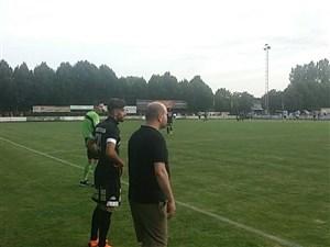 گلزنی قلیزاده مقابل تیم فرانسوی
