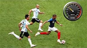 11 بازیکن سریع در دنیای فوتبال