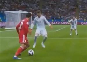 تکنیکهای زیبای مرحله گروهی جام جهانی روسیه