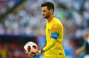 رکورد ویژه سنگربان فرانسوی در جام جهانی