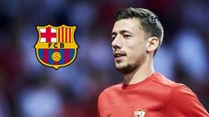 کلمنت لنگلت خرید احتمالی بارسلونا برای فصل 19-2018
