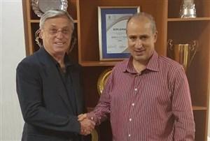 قرارداد کرانچار به عنوان سرمربی تیم امید امضا شد