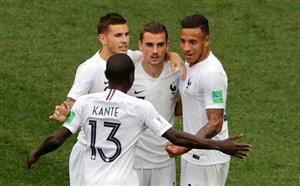 گفتگو با بهترین بازیکن دیدار فرانسه و اروگوئه