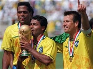 مروری بر عملکرد ستارگان برزیل در ادوار مختلف جام جهانی