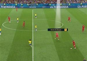 آنالیز دیدار برزیل - بلژیک با امید روانخواه