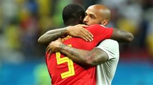 اولین نیمه نهایی فرانسه بدون هانری