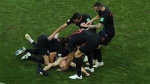 شوک به کرواسی؛ احتمال محرومیت مدافع این تیم