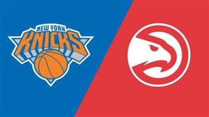خلاصه بسکتبال آتالانتا هاوکز - نیویورک  نیکس