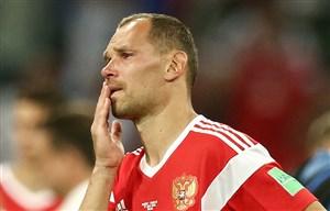 مدافع با تجربه روسیه از دنیای فوتبال خداحافظی کرد