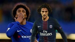 ستاره های چلسی و PSG مد نظر بارسلونا