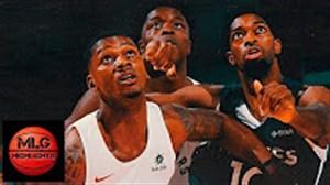 خلاصه بسکتبال دالاس ماوریکس - میلواکی باکس