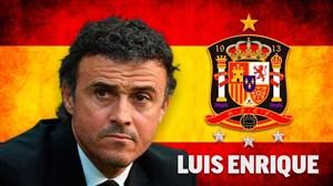 بهمناسبت انتخاب لوئیز انریکه به عنوان سرمربی اسپانیا