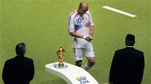 سالروز خداحافظی تراژیک زیدان از فوتبال در سال 2006