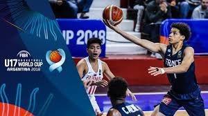 خلاصه بسکتبال فینال زیر 17 سال ; فرانسه - آمریکا