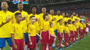 بررسی علل ناکامی تیم ملی برزیل در جام جهانی 2018