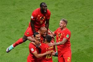 بلژیک به دنبال حفظ رکورد تاریخی