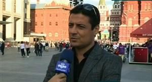 گفتگو با فغانی در میدانسرخمسکو قبل از نیمهنهایی