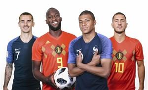 فرانسه- بلژیک؛ نفر به نفر جنگ ستارگان