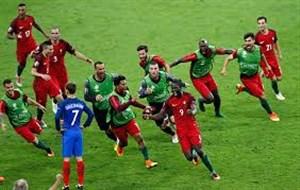 سالروز قهرمانی پرتغال با گل به یاد ماندنی ادر به فرانسه