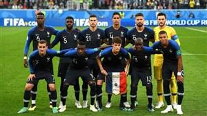 ششمین فینال فرانسه با پیروزی مقابل بلژیک