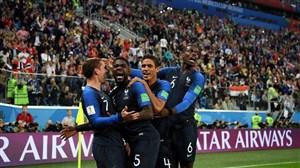 گفتگو با بهترین بازیکن دیدار فرانسه و بلژیک