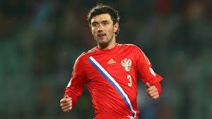 خداحافظی ستاره روسیه از بازی های ملی