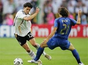 نگاهیبه بازی خاطره انگیز آلمان - ایتالیا در سال 2006