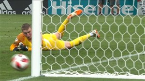 خلاصه 90 دقیقه بازی کرواسی 1 - انگلیس 1