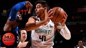 خلاصه بسکتبال گلدن استیت - شارلوت هورنتس