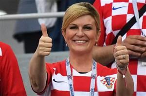 درخواست ویژه رئیس جمهور کرواسی از روسها